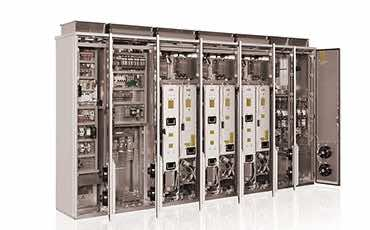 Modular Battery Chargers Systems for Industrial Applications
