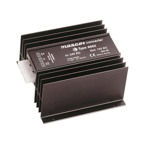 8862 - Isolated DC/DC Converter: 70W 12V 24V 36V 48V 110V