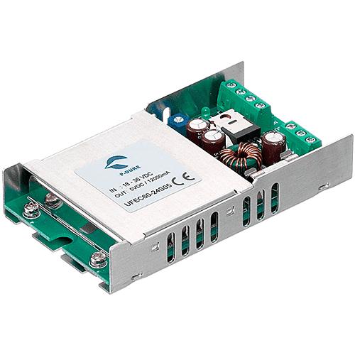 UFEC60 - DC/DC Converter Single Output : 60W