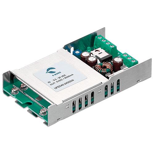 UFED40W - DC/DC Converter Single & Dual Output: 40W