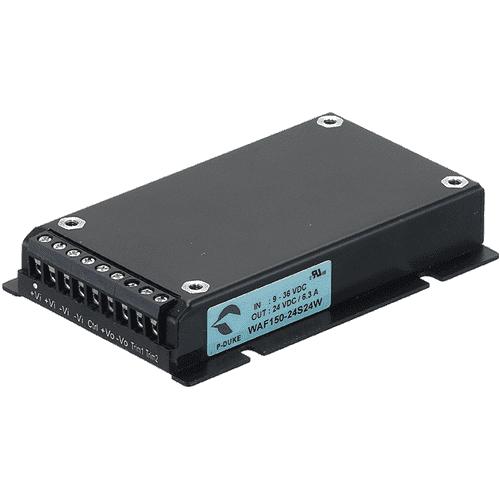 WAF150 - DC/DC Converter Single Output: 150W