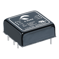 DLP-LCD30W - DC/DC Converter Single & Dual Output: 30W Regulated PCB Mount