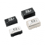 IW - DC/DC Single & Dual Output: 1W