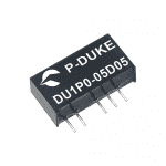 DU1P0 - DC/DC Single & Dual Output: 1W