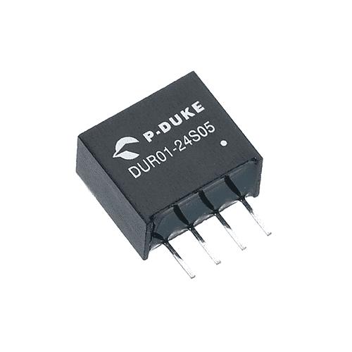 SLP-DUR01 - DC/DC Single Output: 1W