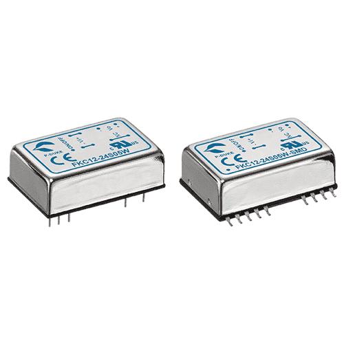 SLP-FCK12W - DC/DC Single & Dual Output: 12W