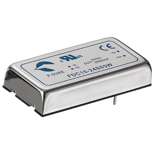 SLP-FDC10W - DC/DC  Converter Single & Dual Output: 10W
