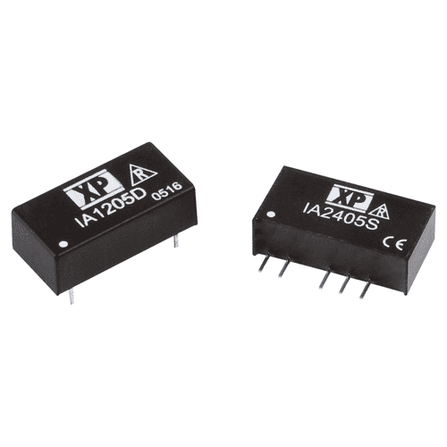 SLP-IA - DC/DC Dual Output: 1W