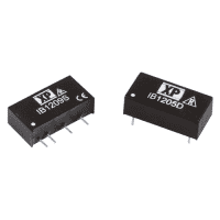 SLP-IB - DC/DC Single Output: 1W