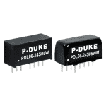 PDL06W - DC/DC  Converter Single & Dual Output: 6W
