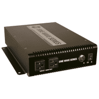 SINE WAVE SERIES 1500 - DC/AC Sine Wave Inverter 1500W TCP IP Ethernet available Macrocell Microcells Router