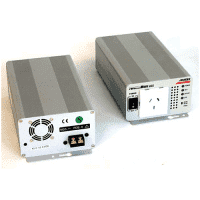 200W & 350W Bechtop DC/AC Inverters with 12V, 24V & 48VDC input options