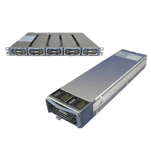 HFE1600 - Modular Hot Swap Front End DC Power Supplies 1600 ~ 7600W 12V 24V 48V voltage