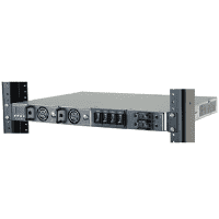 Modular Series - Redundant Hot Swap 1RU Modular Power System for 48V 12V 24V Critical and remote communications