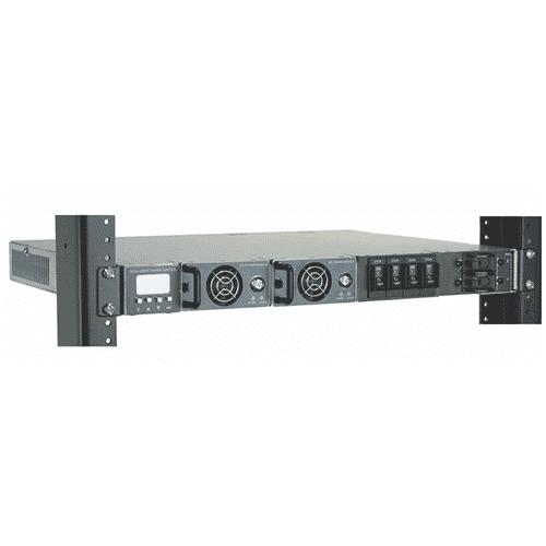 Rack Mount Modular AC/DC Power Supply Battery Charger for remote communications 12V 24V 48V output voltage