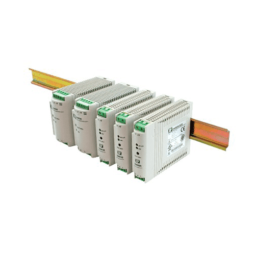 DNR05-60-SERIES - AC/DC Single Output DIN Rail: 5-60W 12V power Supply