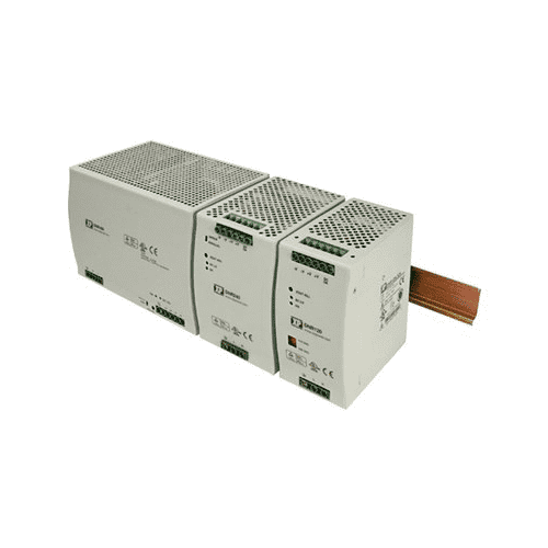 DNR120-480-SERIES - AC/DC Power Supply Single Output DIN Rail: 120-480W 12V 48V 24V