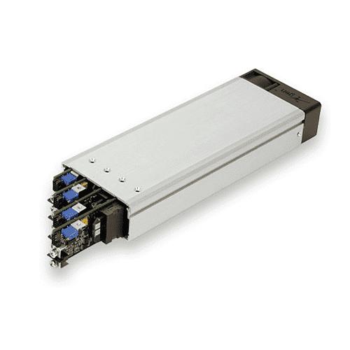 MULTIOUTPUT-XGEN200-750 - AC / DC Slimline Modular 4 Slot Power Supplies: 200 - 750W