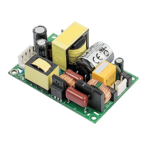 ECP130 - AC/DC Power Supplies Single Output:  130W