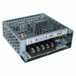 LS25 - LS150 - AC/DC Power Supply Single Output: 25W ~ 150W TDK Lambda - LS Series