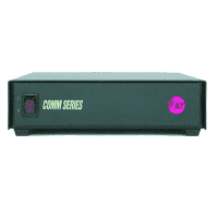 COMMSERIES AC/DC Power Supply Land Mobile Radio Power Supplies in 12 and 24VDC Output