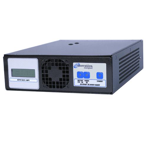 SR750L SR500L Standalone Rack Mount Battery Charger 12V 24V 48V 36V 110V SNMP Modbus TCP
