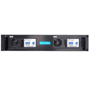 SR-RM2U-DUAL Rack Mount Battery Charger