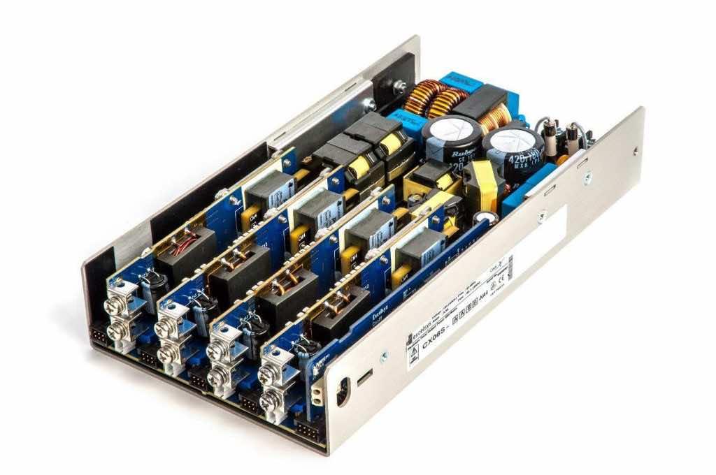 CX600 Modular & Configurable AC/DC Power Supply