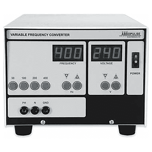 AC/AC FREQUENCY CONVERTERS - VFC500