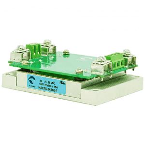 HAE75-24S05-T HAE75W DC/DC Converter Half-Brick Single Output : 75W 3.3V 5V 12V 15V 24V 48V