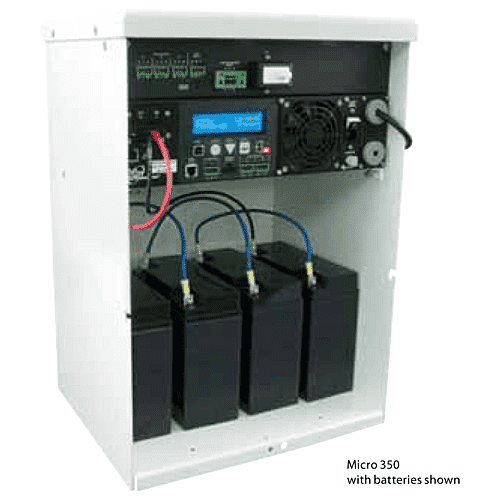 Outdoor UPS - Australia with SNMP Interface