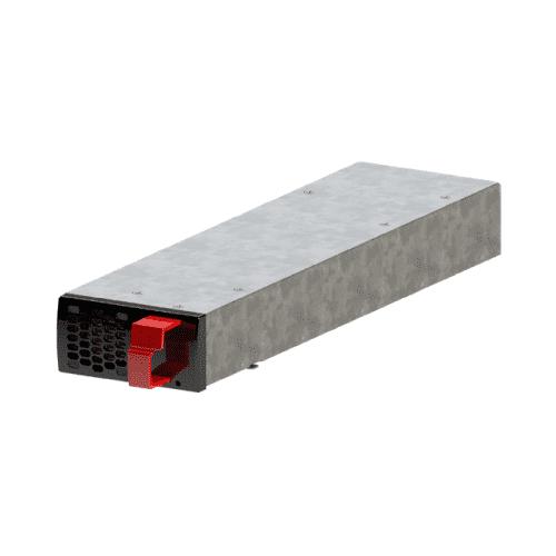 1U Rack Mount Modular AC/DC Inverter 48V input voltage 230 output voltage