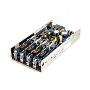 COOLX NFF Series Fanless Modular AC-DC Power Supply 600 W - Australia Mining Applications