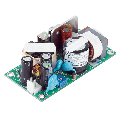 Open Frame ECF40 Series AC-DC Power Supplies 40 Watts - Helios Power Solutions Australia - XP Power Distributor