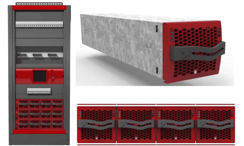 Sierra Multidirectional Power Inverter - Mountings - Rack Mount -Floor Mount