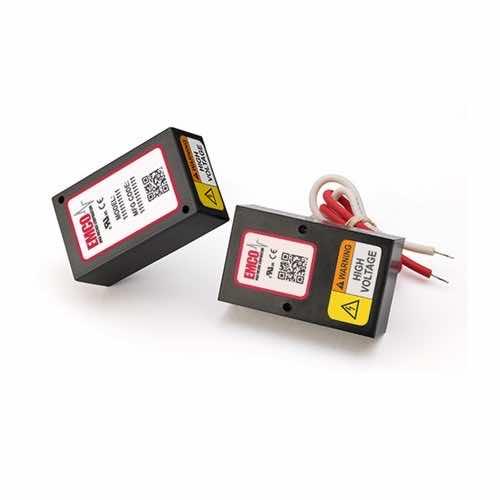 E Series 2W ±200V to ±8kV & 3W ±200V to ±7kV proportional DC to High Voltage DC Converters - Emco XP Power