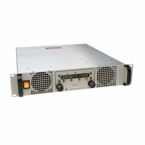 EV Series 3kW - Rack Mount High Voltage AC DC Power Supply - Glassman XP Power