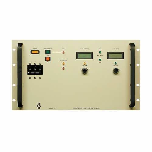 LH Series 5kW - 25kW - Rack Mount High Voltage AC DC Power Supply - Glassman XP Power Australia