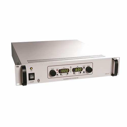RJ Series 600W - Rack Mount High Voltage AC DC Power Supply - Glassman XP Power - Australia