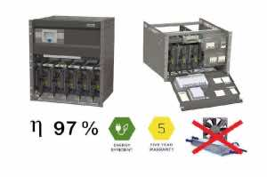Rack Mount & Modular Battery Charger for industrial application
