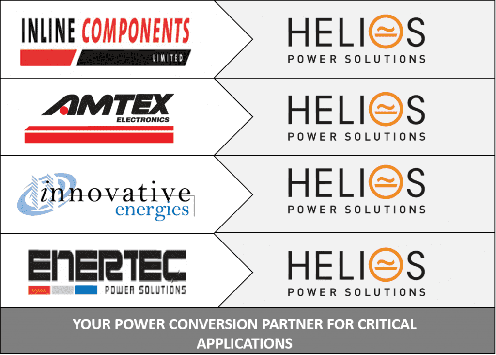 Amtex Electronics is now Helios Power Solutions Australia