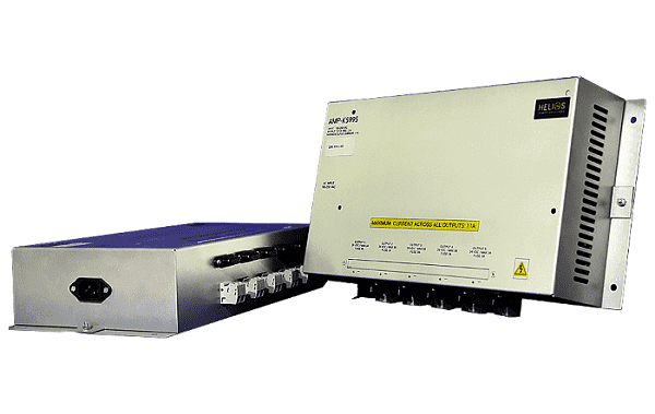 K5995 K6012 PSU DC DC Converters with distributed fuses - Helios Power Solutions Custom Solutions
