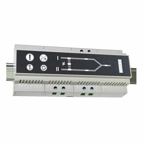 Automatic & Static Transfer Switches