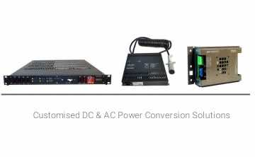 Customised AC DC Power Conversion Solutions