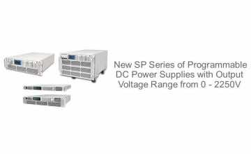 Laboratory DC Power Supplies for Automotive testing ISO16750-2