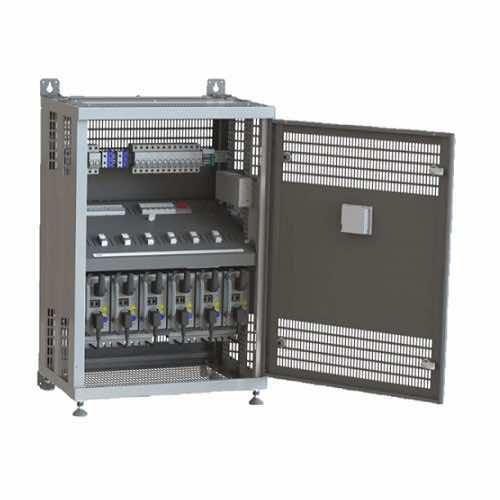 Modular Convection Cooled Battery Charger System Outputs 24V, 48V, 60V, 110V, 125V, 220VDC