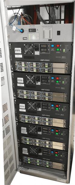 48V Modular Rectifier Systems for Data Centres
