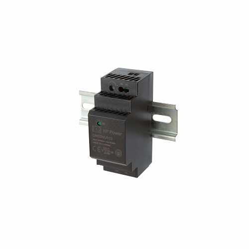DRC30 Series 30W DIN Rail AC-DC Power Supply 5V, 12V, 15V, 24V or 48V output voltage options