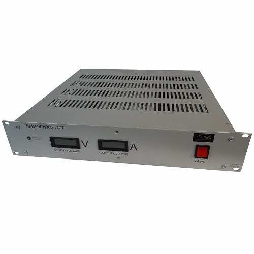 RM-BCH300-14FT Rack Mount Battery Charger 300W and 500W