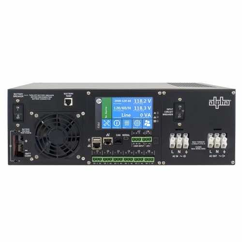 FXM HP 2000 Industrial Uninterruptible Power Supply Outdoor Traffic ITS 2000VA